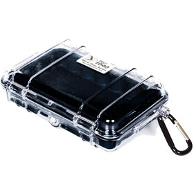 Peli MicroCase 1010 Box, clear/black